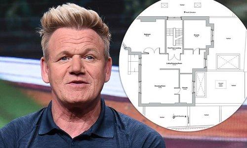 Gordon Ramsay WINS permission for big refurb of his £7million mansion