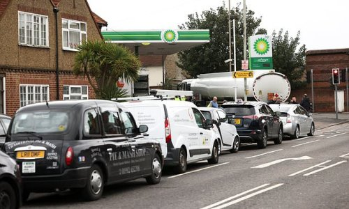 Consumers spent a fifth more on energy AND fuel in the past fortnight
