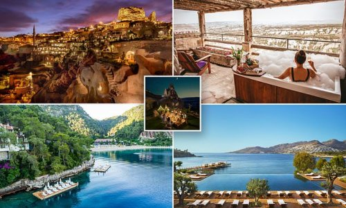 Five of Turkey's most stunning hotels