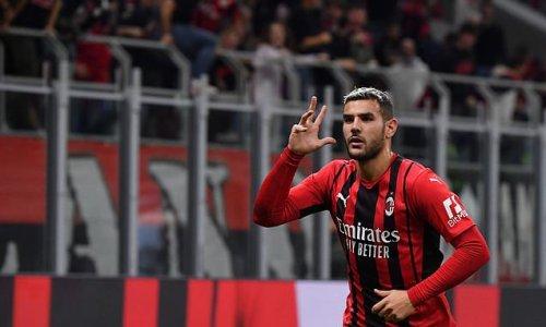 AC Milan 2-0 Venezia: Brahim Diaz and Theo Hernandez on target