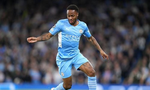 Barcelona 'eyeing up a winter loan swoop for City's Raheem Sterling'