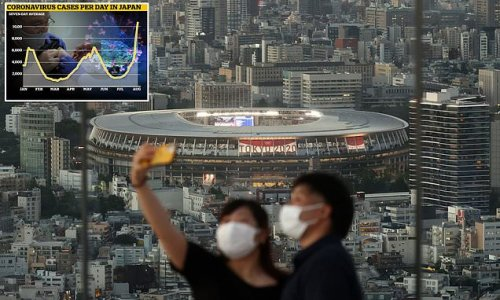 Japan's Covid-19 infections are surging at unprecedented speed