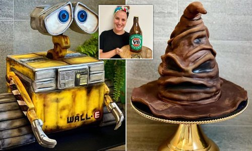 Meet the woman who bakes incredible birthday cakes from her kitchen