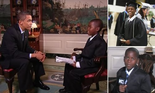 Child reporter who at 11 interviewed President Obama dies aged 23