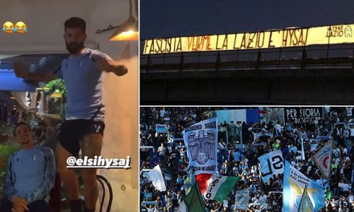 Hysaj sparks FURIOUS reaction from ultras for initiation song
