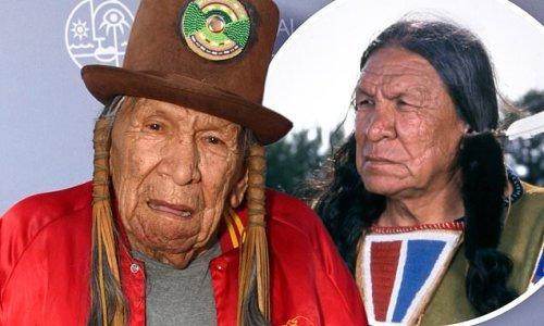 Saginaw Grant, Native American actor in The Lone Ranger, dies at 85