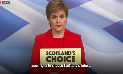 Sturgeon pledges free dentists and independence referendum for Scots
