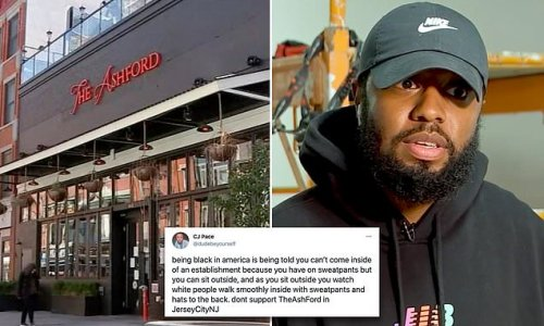 A black man accused The Ashford of racist dress policies