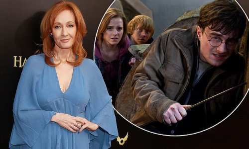 JK Rowling says she used that name name as scared of her ex-husband