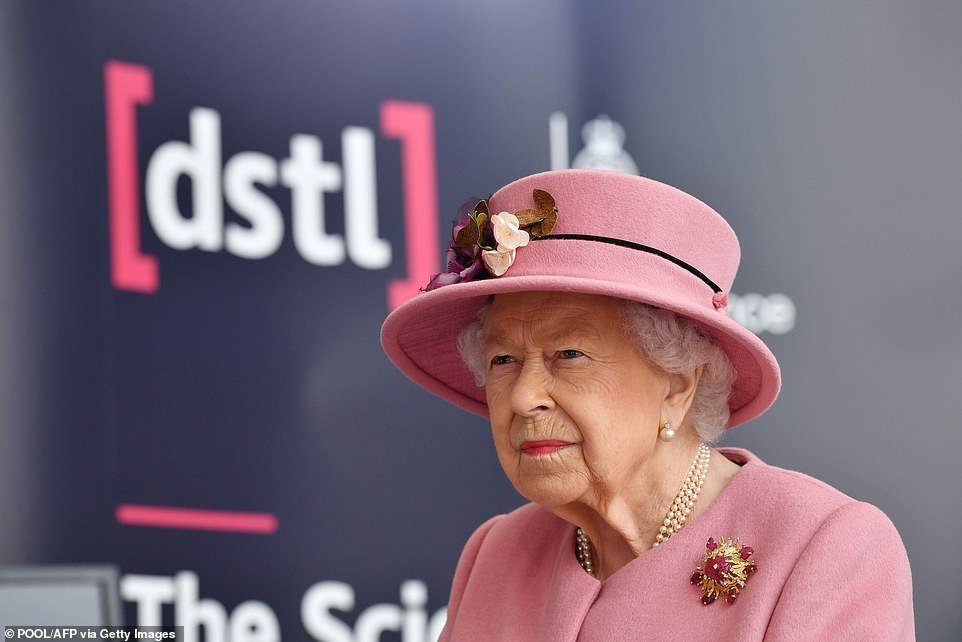 ROYAL UPDATE: The Queen takes a stand against COVID and more
