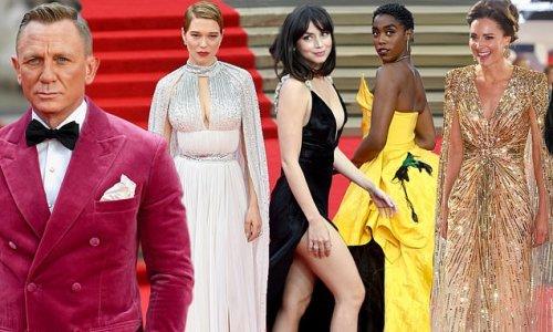 No Time To Die: Daniel Craig looks dapper in a pink suede jacket