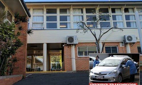 Major Brisbane high school is shut down after student's positive test