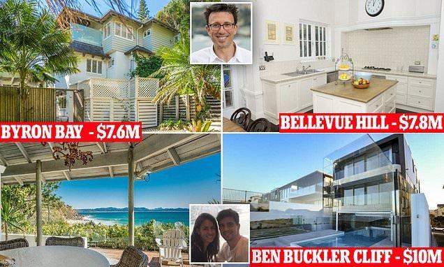 Inside the impressive property portfolio of Afterpay billionaires