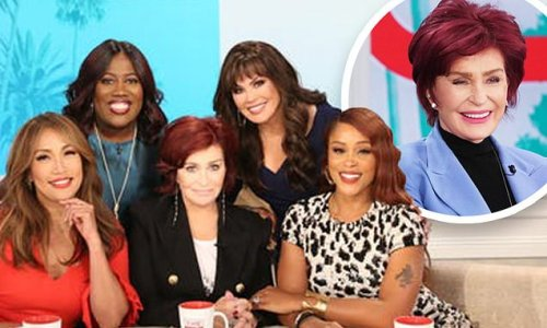 The Talk hits a new LOW in the ratings after Sharon Osbourne's exit