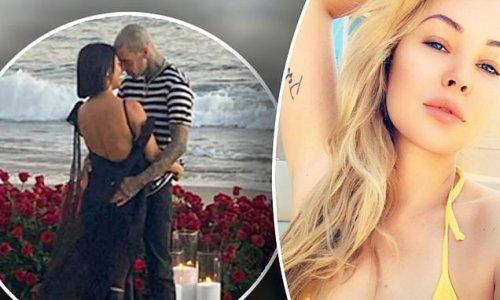 Travis Barker's ex Shanna Moakler shares reaction to Kravis engagement