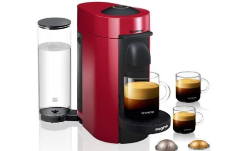 The Nespresso Vertuo Plus Special Edition Coffee Machine is just £69