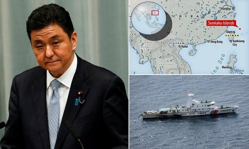Japan stakes claim to disputed islands and threatens China with force
