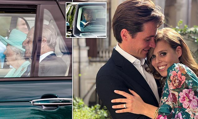 Princess Beatrice marries Italian Edoardo Mapelli Mozzi