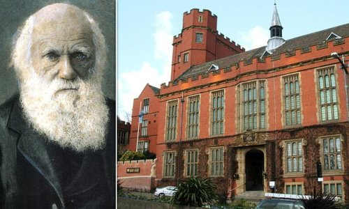 Sheffield University tells staff Charles Darwin was 'racist'
