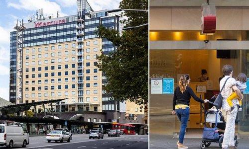 South African Covid strain spread in a Sydney quarantine hotel