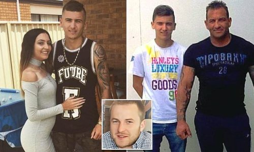 Son of bikie allegedly murdered man days before his dad was shot dead
