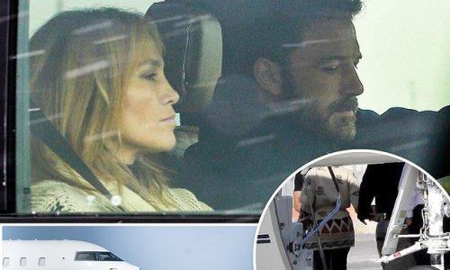 Ben Affleck and Jennifer Lopez seen together AGAIN after getaway trip