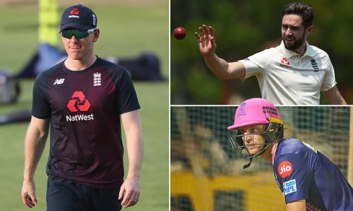 Eight of 11 English players featuring in the IPL are BACK in UK