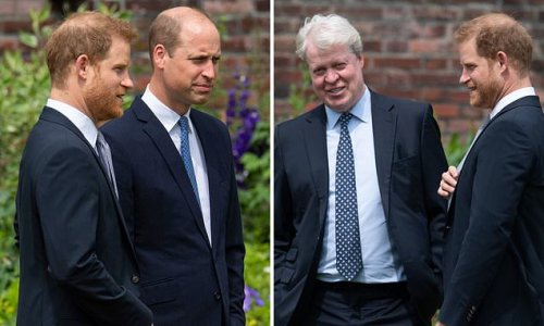Will Diana Award heal the toxic rift between William and Harry?