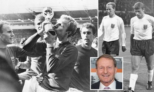 Only three members of England 1966 team left after Roger Hunt death