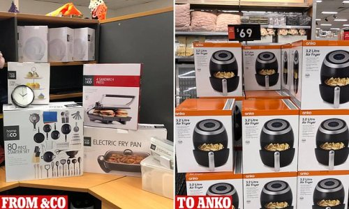 Shoppers shocked after finding out what Kmart's brand Anko means