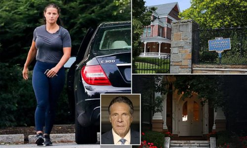 Cuomo shuts up shop at Governor's Mansion as daughter arrives home