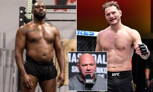 Dana White reveals UFC could make Jon Jones vs Stipe Miocic