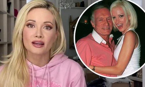 Holly Madison calls out Hugh Hefner's 'verbally abusive' behavior