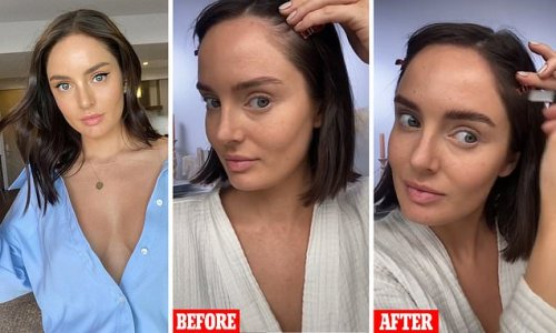 Beauty expert reveals simple trick for making your hair look fuller