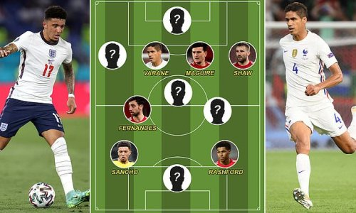 Is this how Manchester United will line up next season?