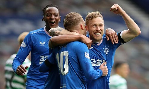 Rangers vs Celtic LIVE: Old Firm derby in the last-16 of the Cup