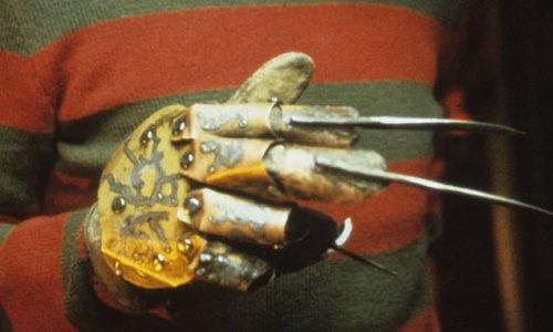 Freddy Krueger's razor glove goes up for auction in £5.5million sale