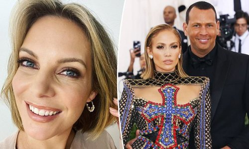 Another Hollywood star slides into Belinda Russell's Instagram with DM