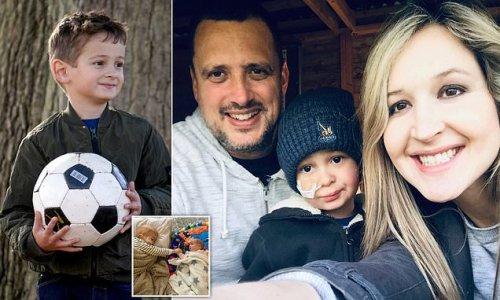 New York life-saving drug saved boy, 5, with rare cancer