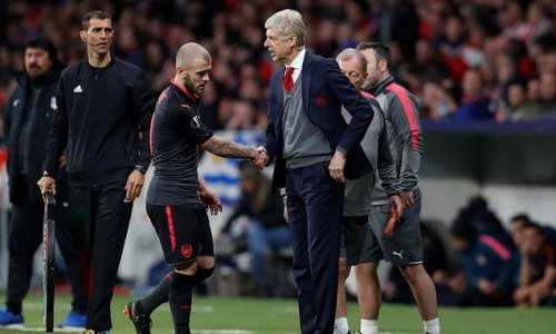 Wenger feels responsible for Wilshere and Ramsey's injury struggles