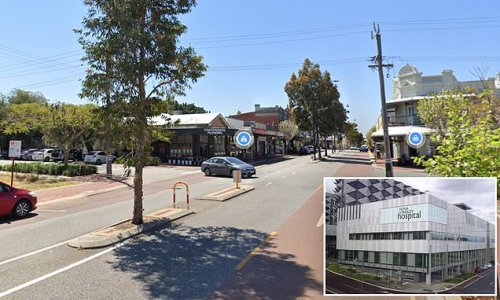 Man doused in petrol and set alight at a Perth soup kitchen