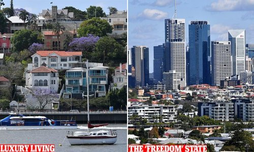 House prices set to DOUBLE in one Australian capital city