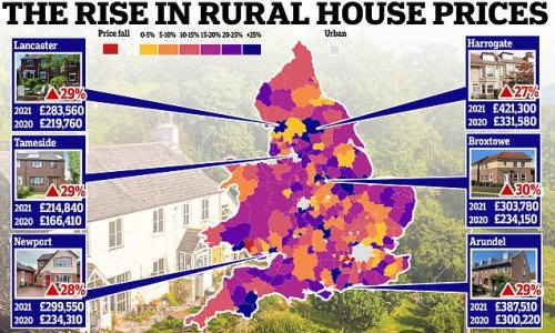 Race for WFH retreats puts 30% on property prices