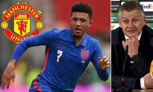 Manchester United make improved offer for Jadon Sancho