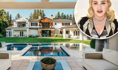 Madonna purchases The Weeknd's Hidden Hills mansion for $19million