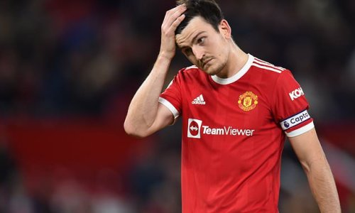Harry Maguire apologies to Manchester United's supporters a