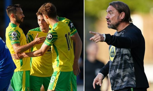 Norwich's friendly with Coventry CANCELLED due to Covid-19 cases