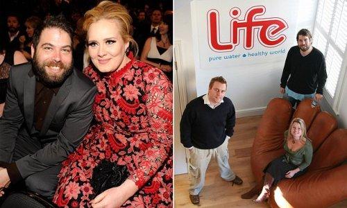 Adele's ex Simon Konecki claimed up to £305,000 in furlough