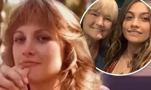 Paris Jackson shares a sweet Mother's Day tribute to Debbie Rowe