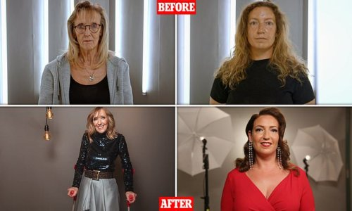 Two women stun viewers on 10 Years Younger in 10 Days on Channel 5